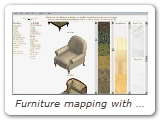 Furniture mapping with QuickPick